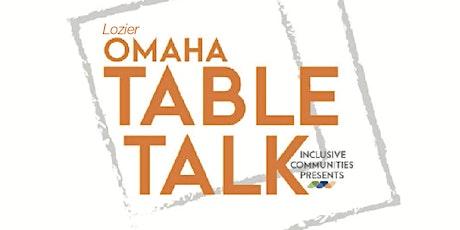 Omaha Table Talk: Mental Health Disparities: Diverse Populations tickets