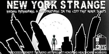 NEW YORK STRANGE - EXHIBIT & SCAVENGER HUNT tickets