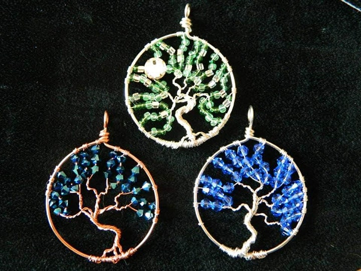 Tree of Life - Wire Wrapping Workshop image