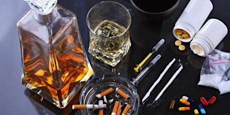 (WEBEX) Comprendre la consommation de substances (session en français) billets