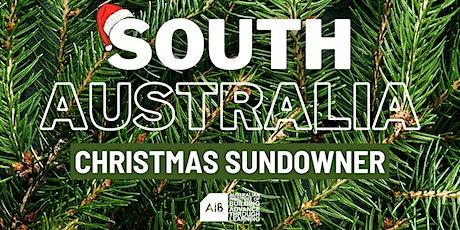 SOUTH AUSTRALIA: Christmas Sundowner tickets