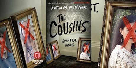 Karen McManus in conversation with Samira Ahmed: The Cousins tickets