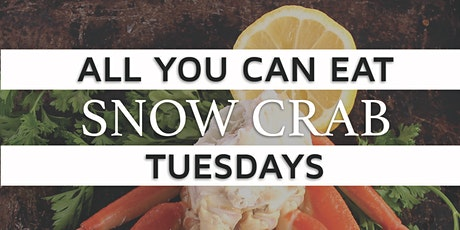 All You Can Eat Snow Crab @Delmar Detroit tickets