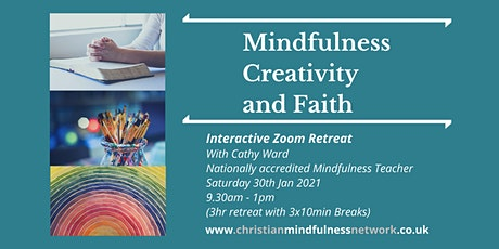 Mindfulness, Creativity and Faith tickets