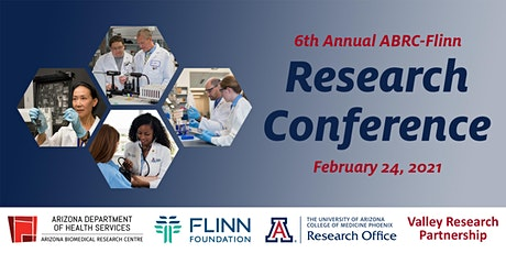 6th Annual ABRC-Flinn Research Conference tickets