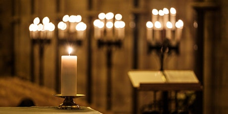 Christmas Candlelit Photography Evening with Organ tickets
