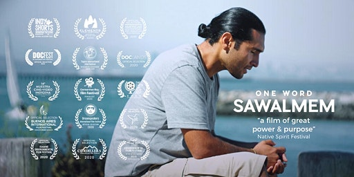 """One Word Sawalmem:"" Screening and Sharing Circle"