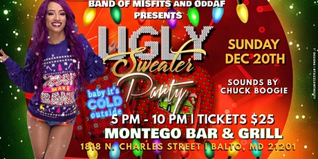 Baby It's Cold Outside Ugly Sweater Day Party tickets