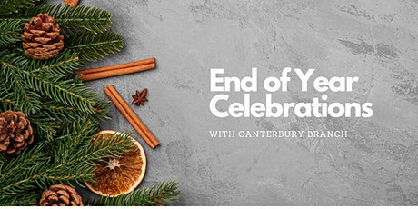 CANTERBURY: End of Year Celebrations tickets