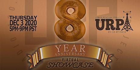 URP Virtual 8 Year Anniversary Showcase tickets