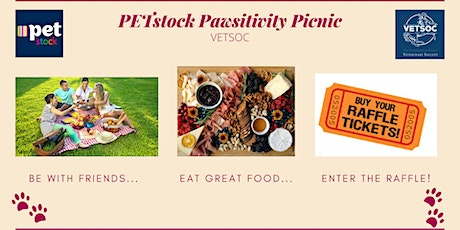 PETstock Pawsitivity Picnic tickets