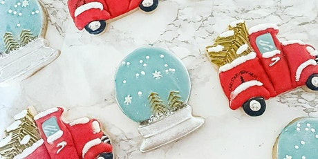 Winter Wonderland Christmas Cookies – Cooking Class tickets