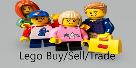Lego Buy/Sell/Trade Event - November tickets