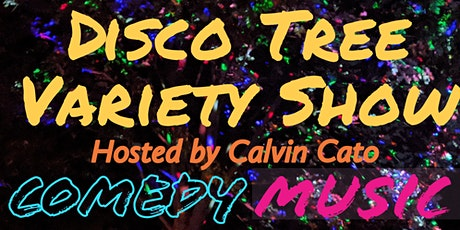 Disco Tree Variety Show - Live Music & Comedy In Prospect Park tickets