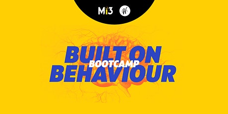 Built On Behaviour Bootcamp tickets