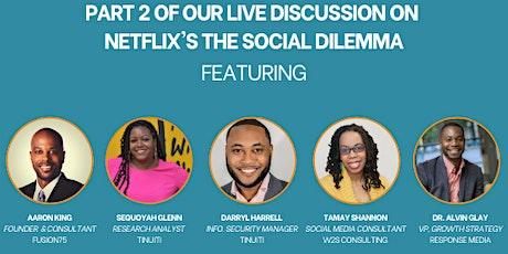IYKYK: The Social Dilemma Pt. 2 tickets