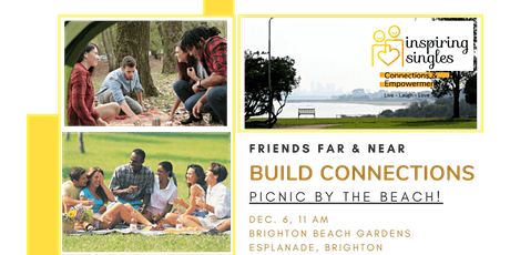 Build Connections: Picnic By The Beach (Charity Event) tickets
