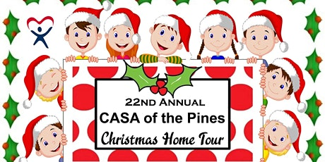 CASA of the Pines Christmas Tour tickets