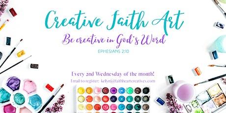 Creative Faith Art tickets