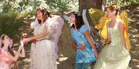 A Faery Hunt Show and Valentines Fairy Party! tickets
