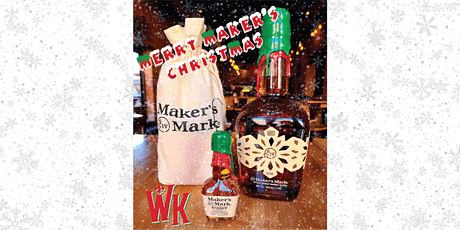 Merry Maker's Christmas tickets