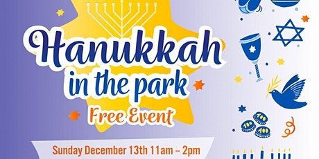 Hanukkah in the Park tickets