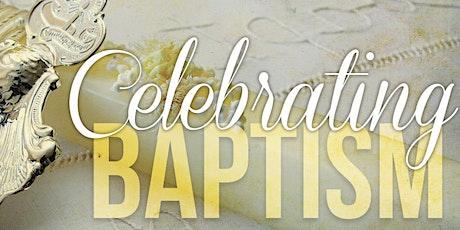 The Celebration of Baptism of Summer Amelia Christina Andrews tickets