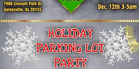 Holiday Parking Lot Party tickets