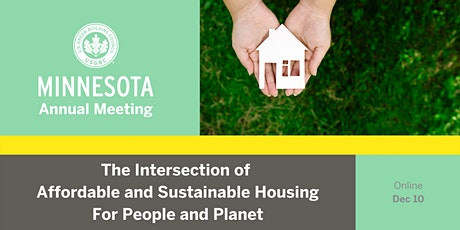 The Intersection of Affordable & Sustainable Housing tickets