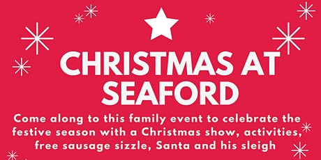 Celebrate Christmas at Seaford Community Centre tickets