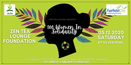 100 Women in Solidarity tickets