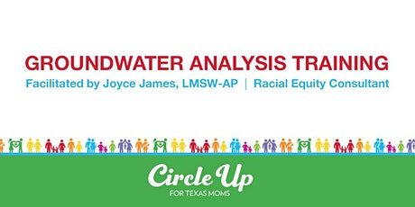 Groundwater Analysis Training tickets
