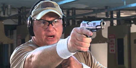 COMBAT PISTOL CLASS w/ SUPER DAVE HARRINGTON tickets