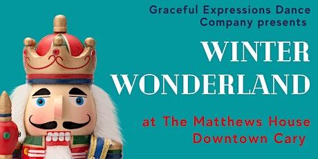 Winter Wonderland - Exclusive Viewing tickets