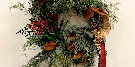 Wreath Making - Virtual tickets