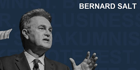 Accelerating Capability in the NT - Bernard Salt tickets