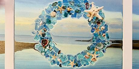 Seascape Window Wreath Workshop tickets