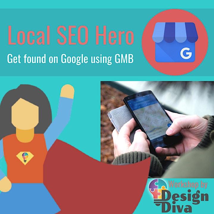 Local SEO Hero Google My Business Websites image
