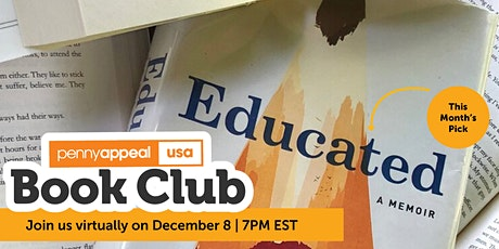 Penny Appeal USA Book Club tickets