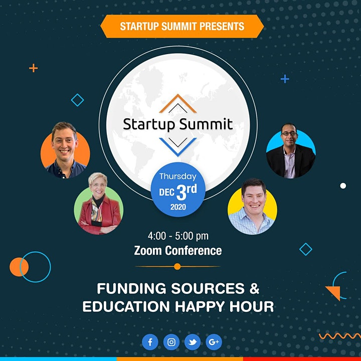 Funding Sources & Education Happy Hour image