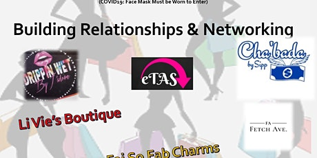Building Relationships & Networking tickets