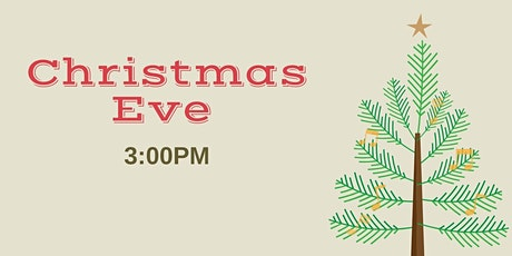 3pm Christmas Eve Worship (OUTDOOR) tickets