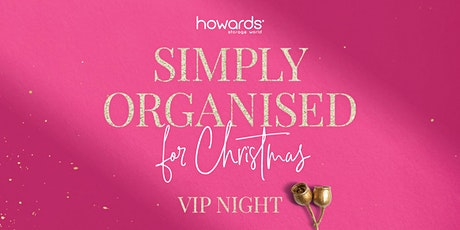 Christmas 2020 VIP Night tickets