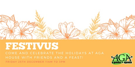 Festivus at AGA House tickets
