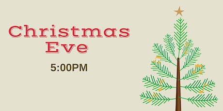 5pm Christmas Eve Worship (OUTDOOR) tickets