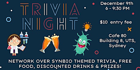 SBA Sydney TRIVIA and Networking Night tickets