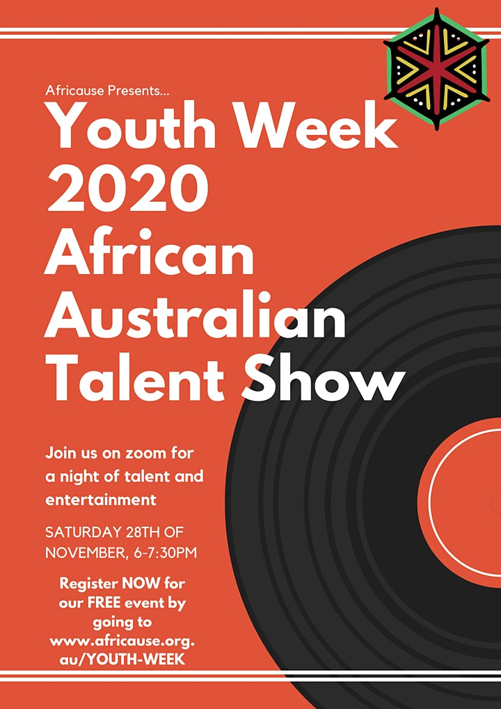 Africause Youth Week Talent Showcase! image
