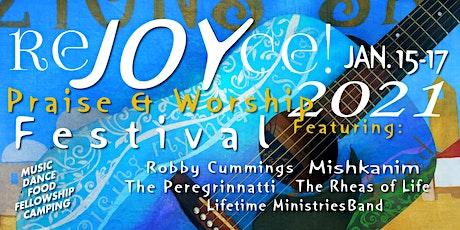 ReJOYce Music Festival tickets