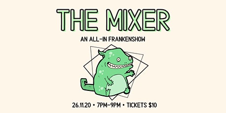 Only Us Humans - The Mixer tickets