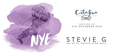 NYE 2020 feat. Stevie G (Ku De Ta, Potato Head - Bali) tickets